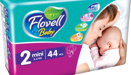 Flovell Baby Mini Подгузниктери (2)